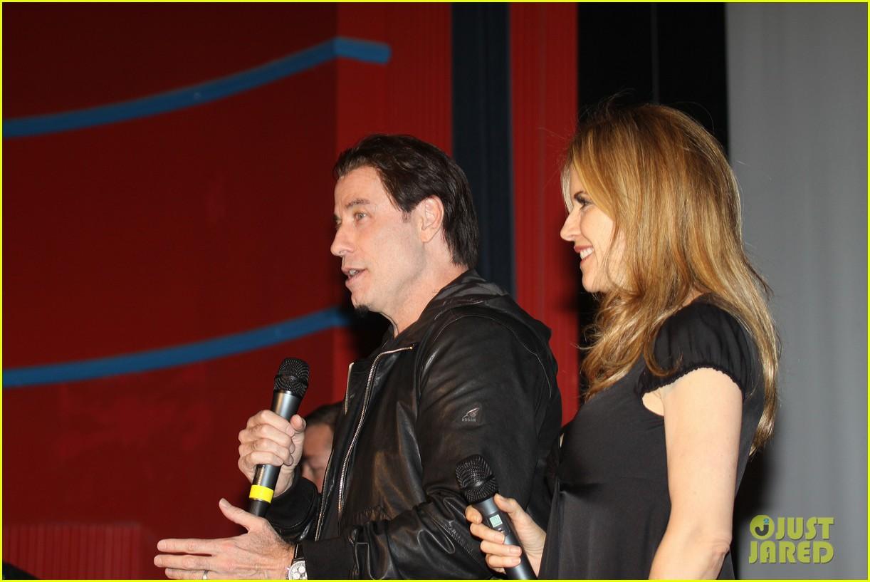 john travolta makes first official appearance since adele dazeem oscars flub 033084531