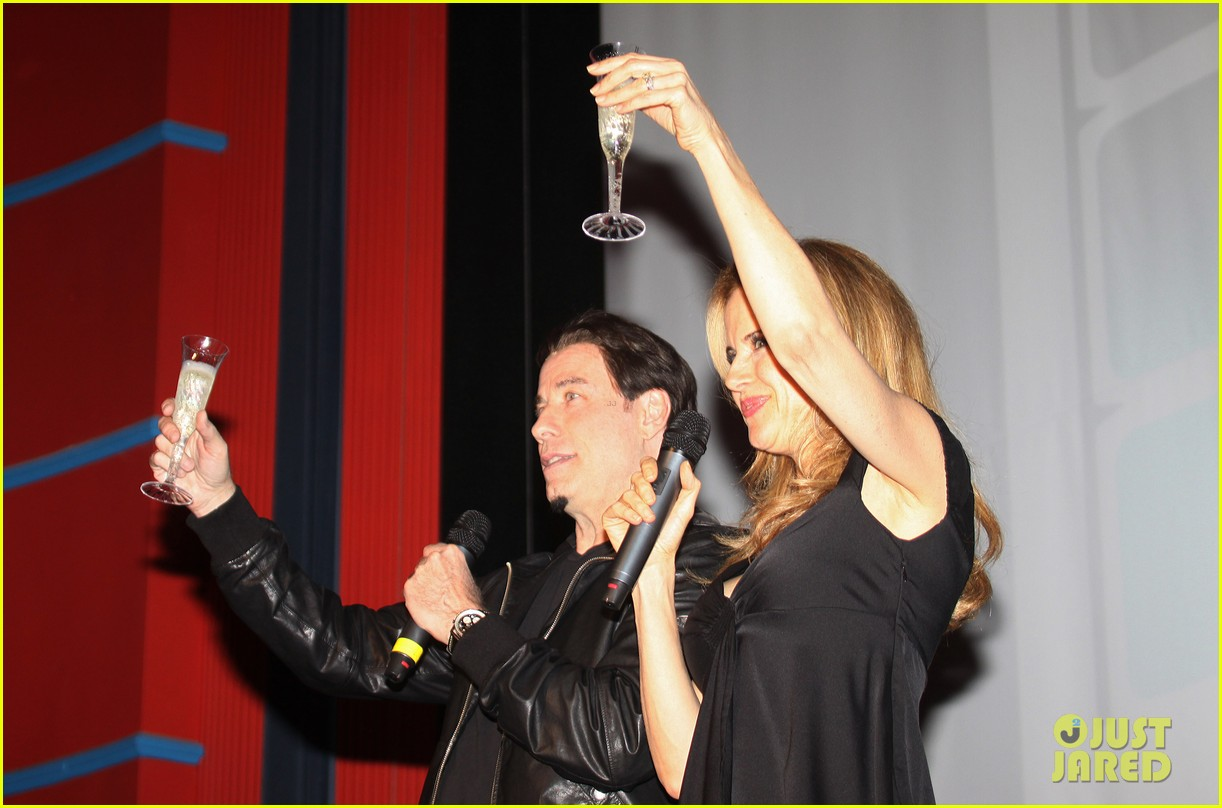 john travolta makes first official appearance since adele dazeem oscars flub 063084534