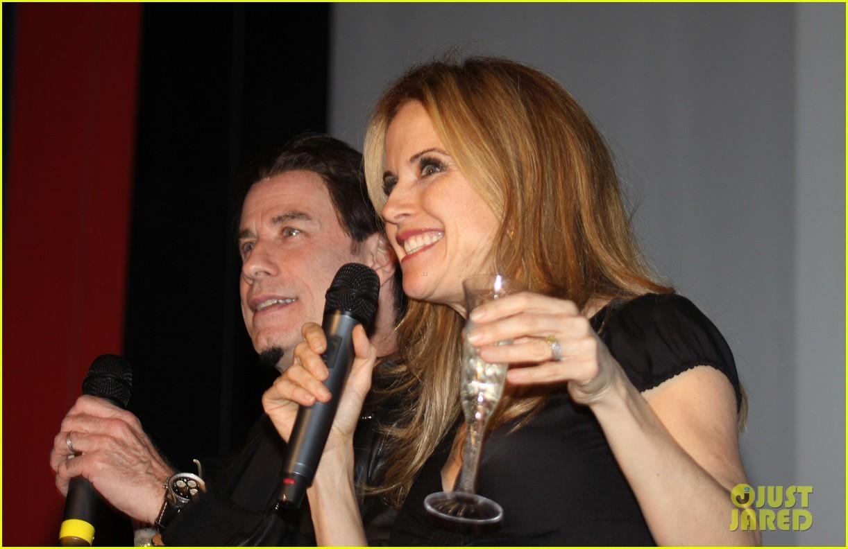 john travolta makes first official appearance since adele dazeem oscars flub 093084537