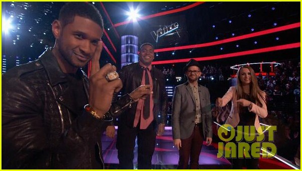 usher picks his the voice team headed to live shows 05