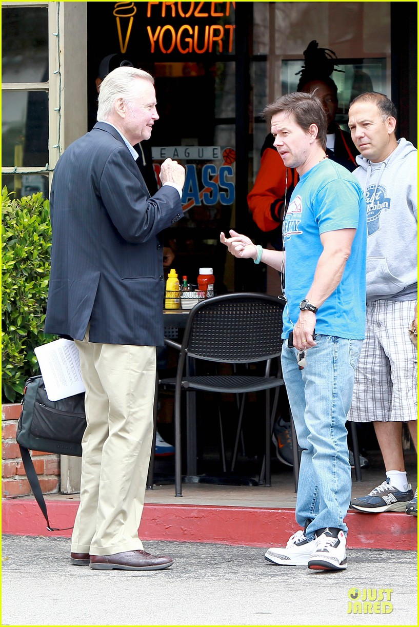 mark wahlberg meets up with jon voight 063099741