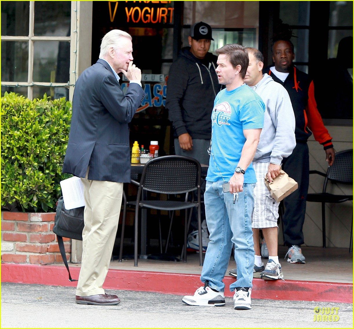 mark wahlberg meets up with jon voight 133099748