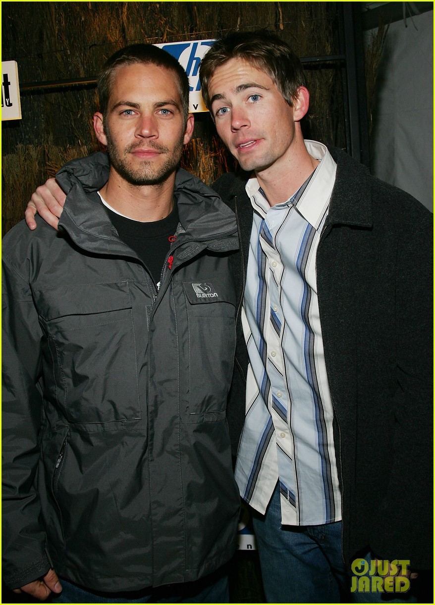 what do paul walker brothers look like 023092873