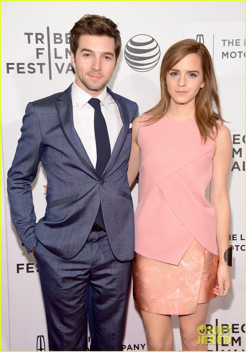 emma watson supports longtime friend roberto aguirre at boulevard tribeca premiere 013095898