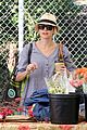 naomi watts rocks a baggy shirt dress for easter sunday shopping 10