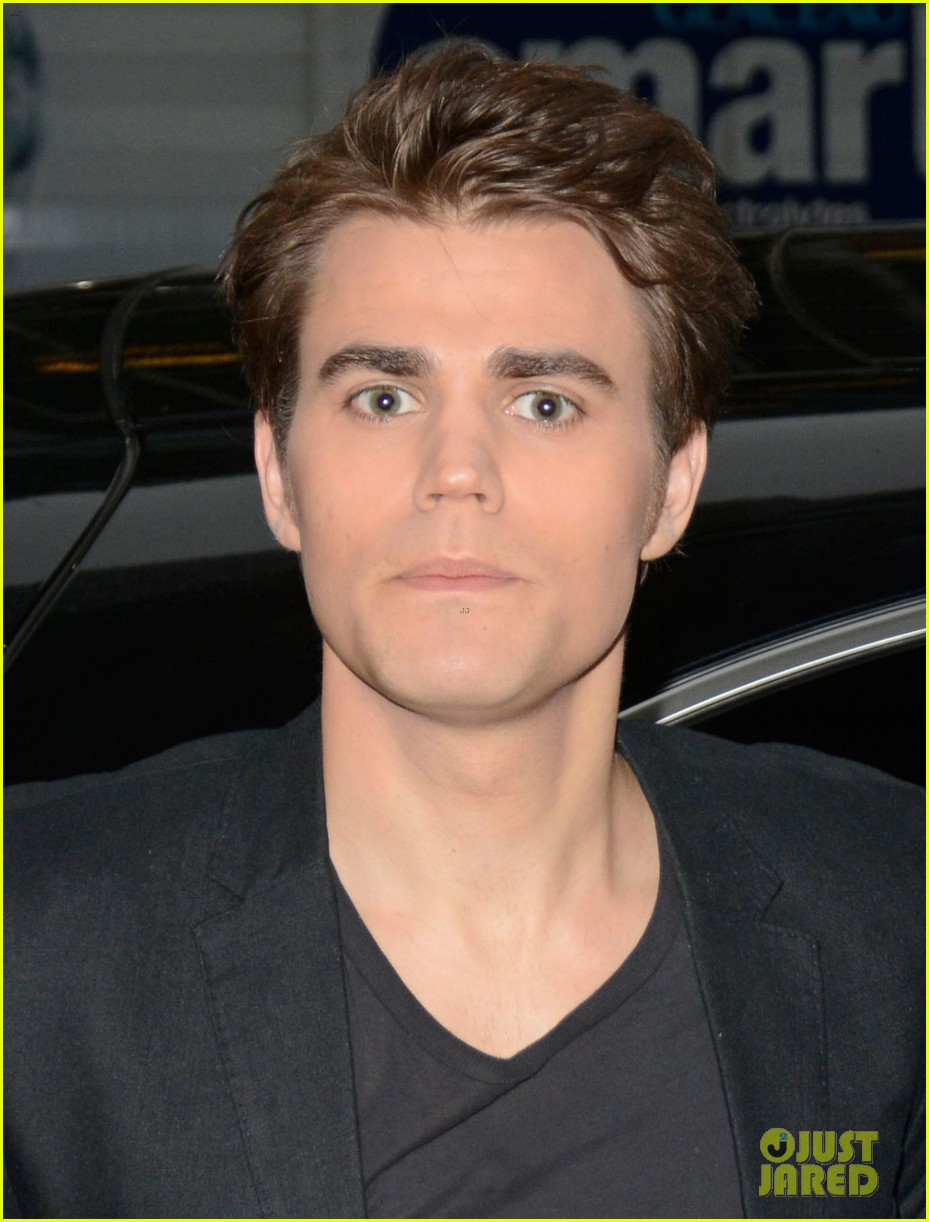paul wesley talks directing vampire diaries episode 023092933