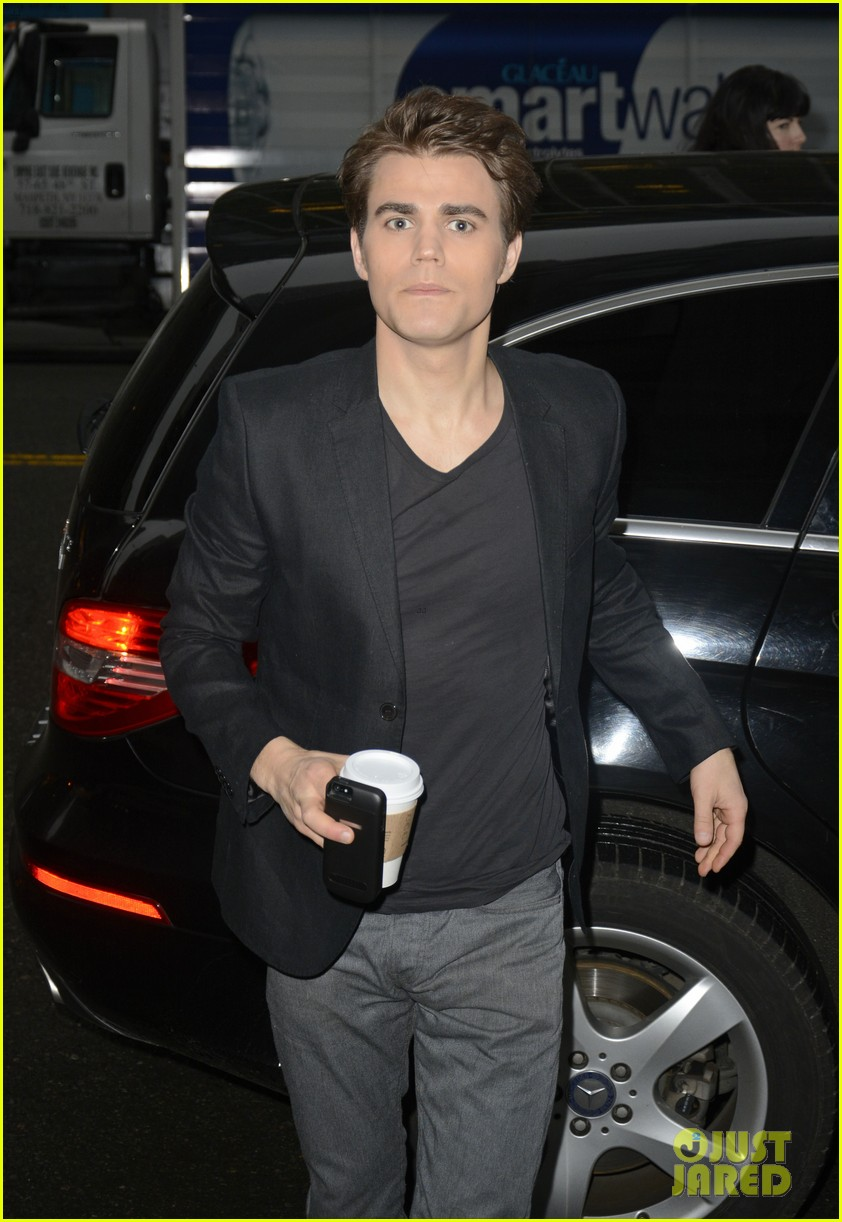 paul wesley talks directing vampire diaries episode 043092935