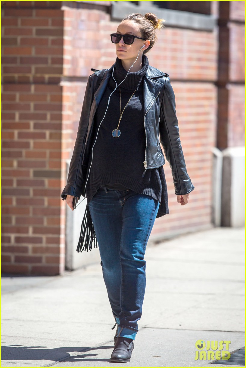olivia wilde is shocked she did not go into labor during hedwig the angry inch 083088293