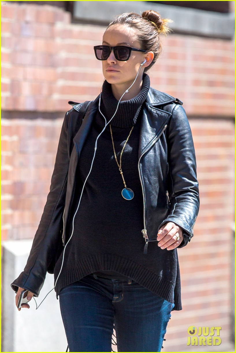 olivia wilde is shocked she did not go into labor during hedwig the angry inch 093088294