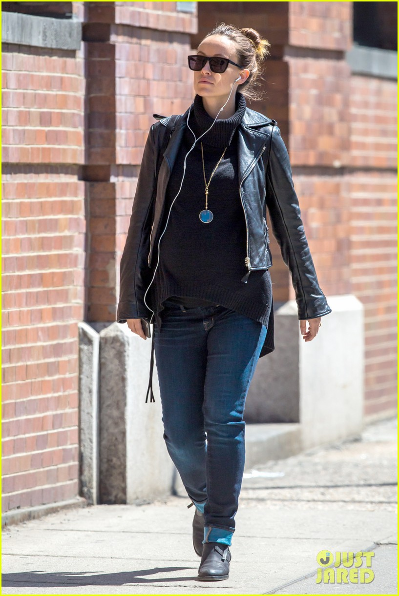 olivia wilde is shocked she did not go into labor during hedwig the angry inch 103088295