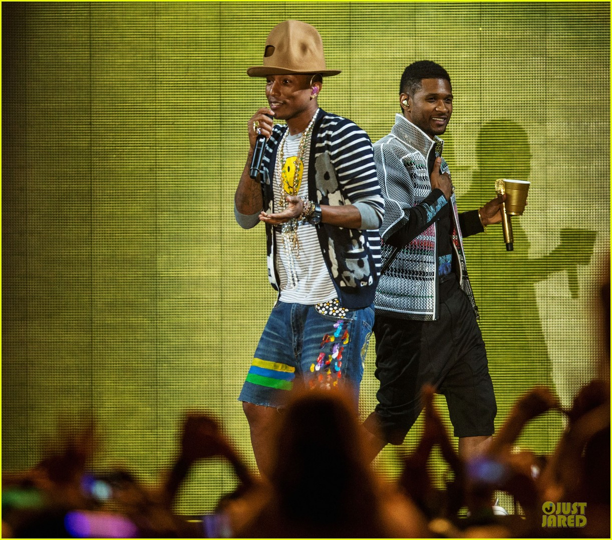 pharrell williams jay z perform at coachella watch now 043095981