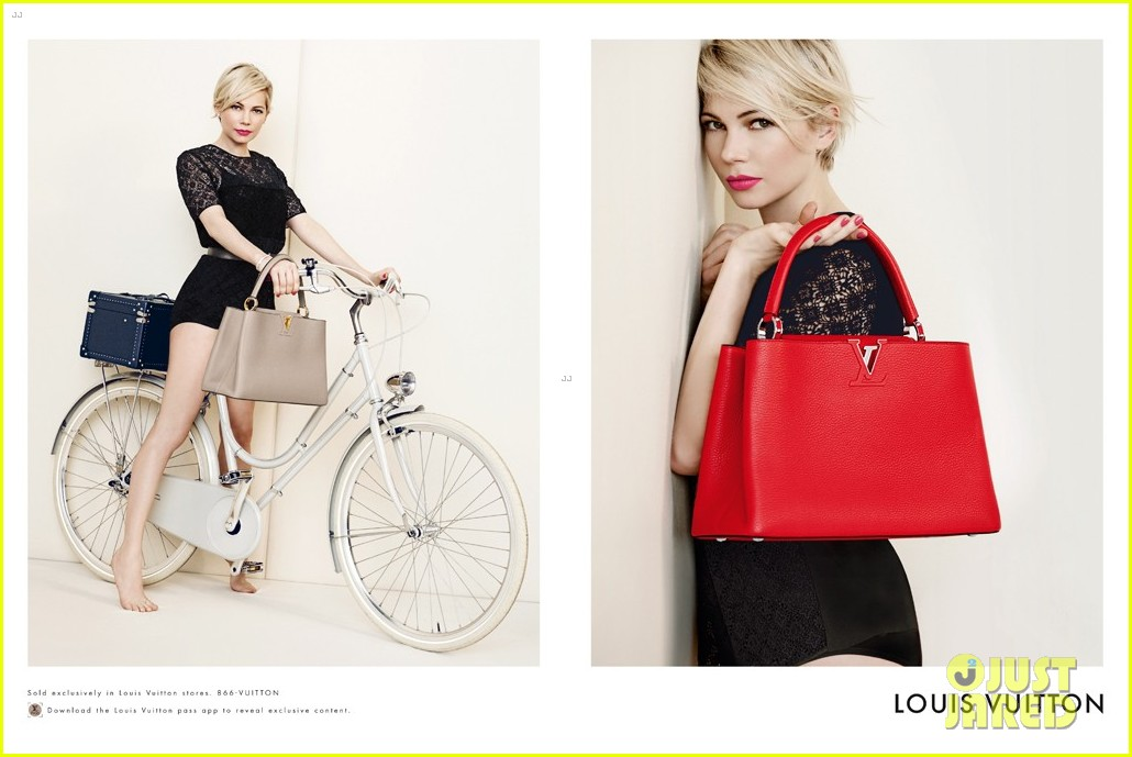 michelle williams new louis vuitton campaign 013088237