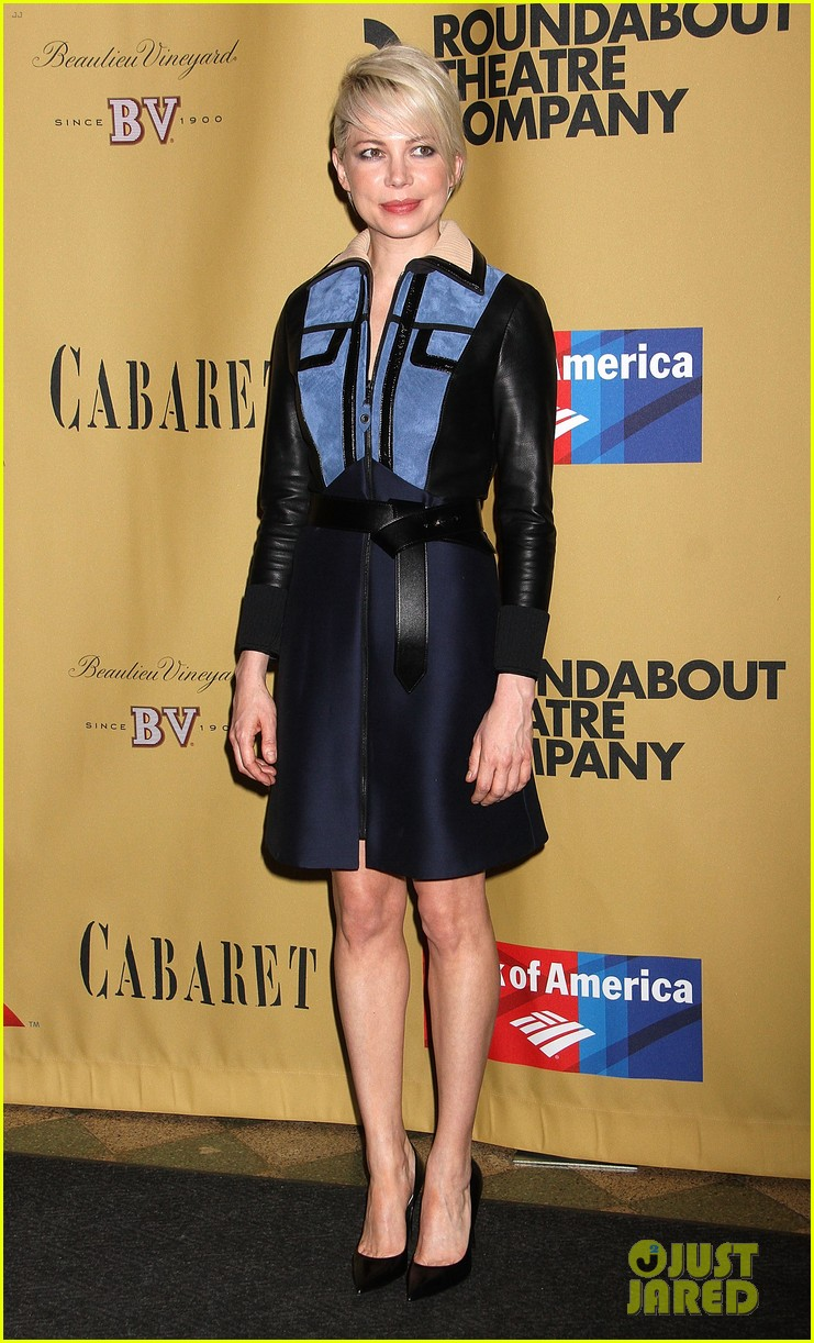michelle williams gets raves for broadway debut in cabaret 123098900
