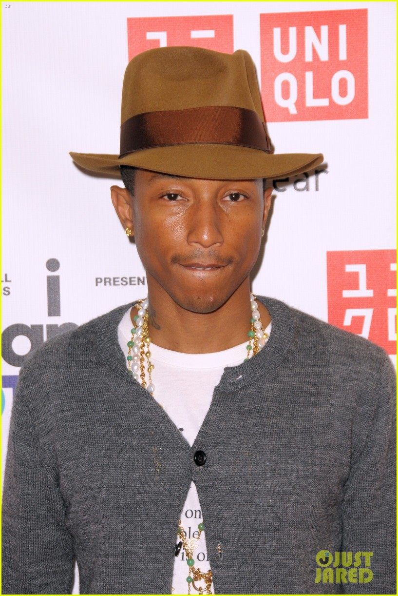 pharrell williams launches i am other collection at uniqlo 093101486