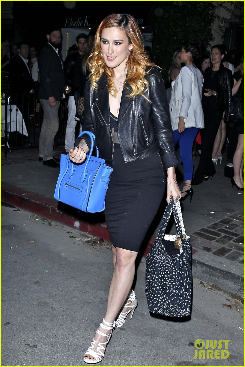 rumer willis supports sister tallulah blog lunch 043085398
