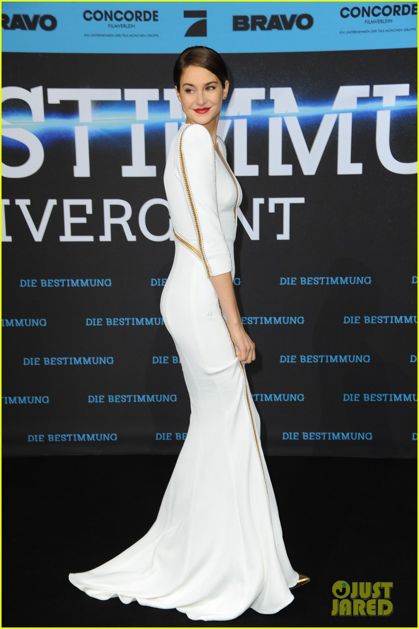 shailene woodley theo james bring divergent to germany 093082926