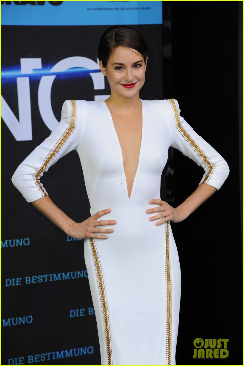 shailene woodley theo james bring divergent to germany 113082928