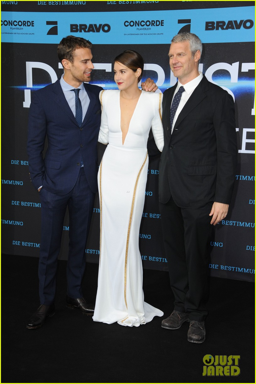 shailene woodley theo james bring divergent to germany 173082934
