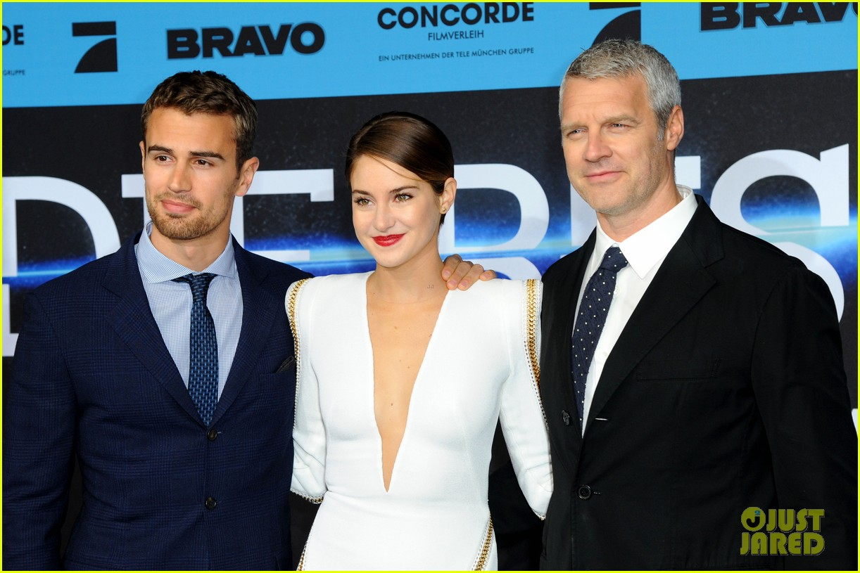 shailene woodley theo james bring divergent to germany 183082935