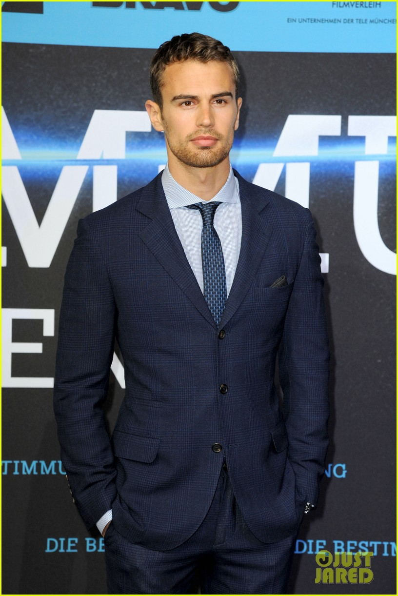shailene woodley theo james bring divergent to germany 323082949