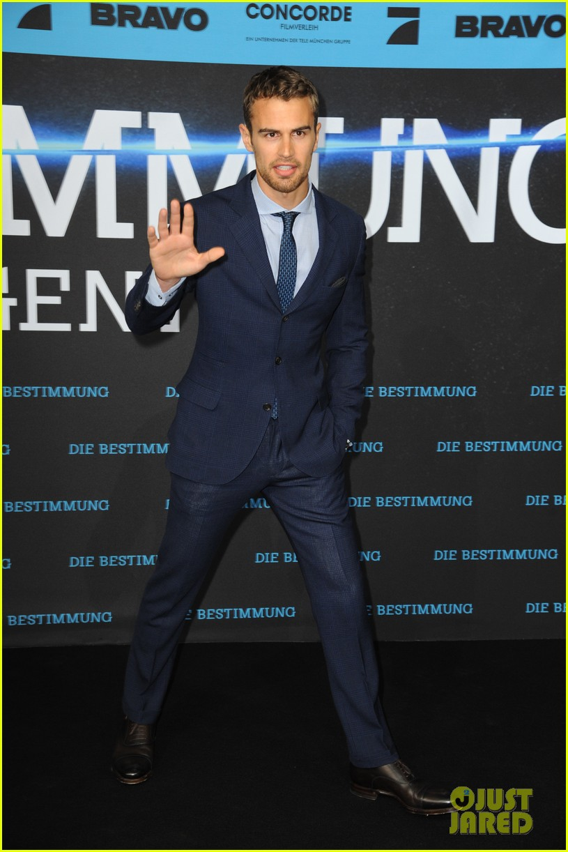shailene woodley theo james bring divergent to germany 343082951