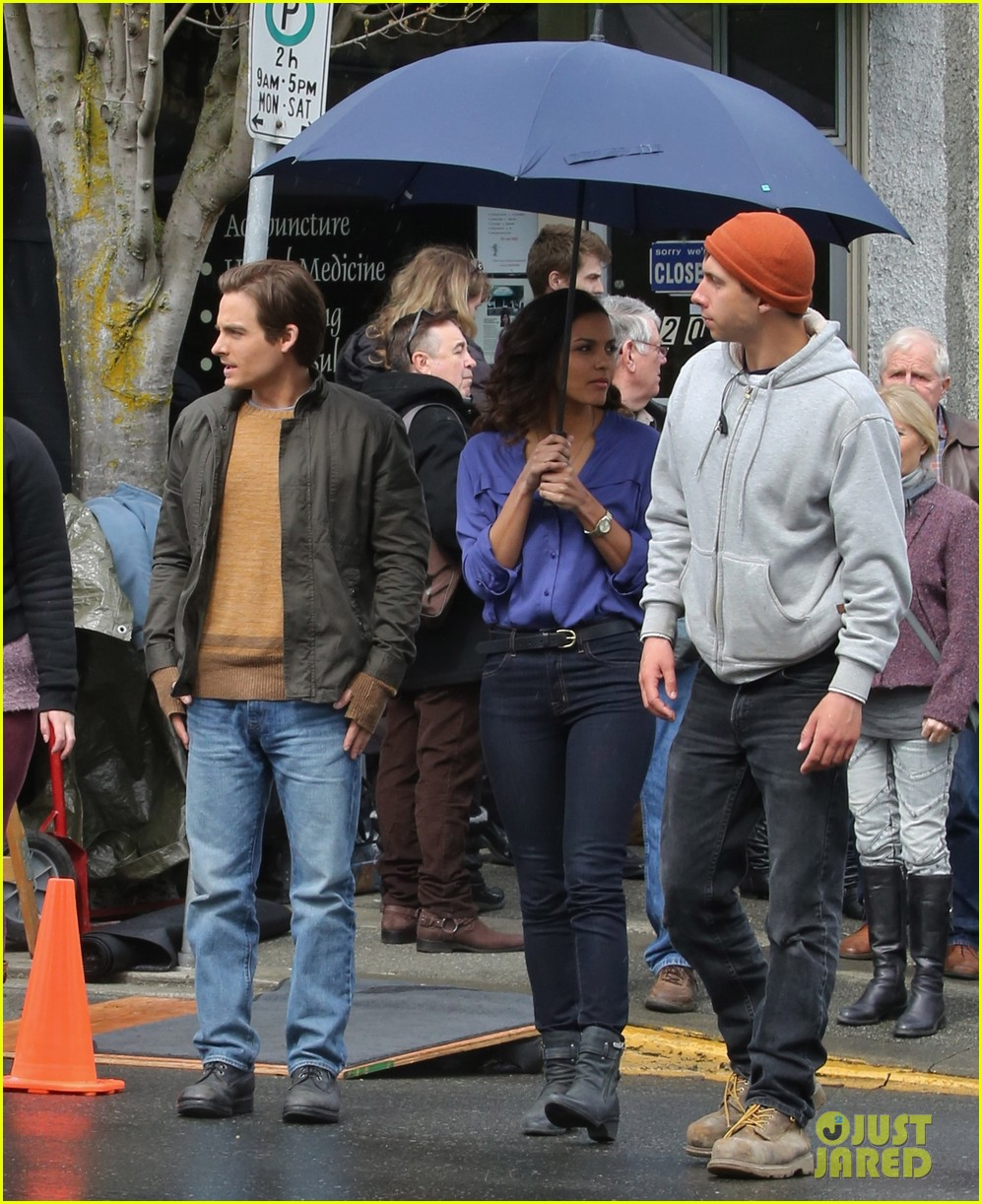 kevin zegers begins work on gracepoint 083086545