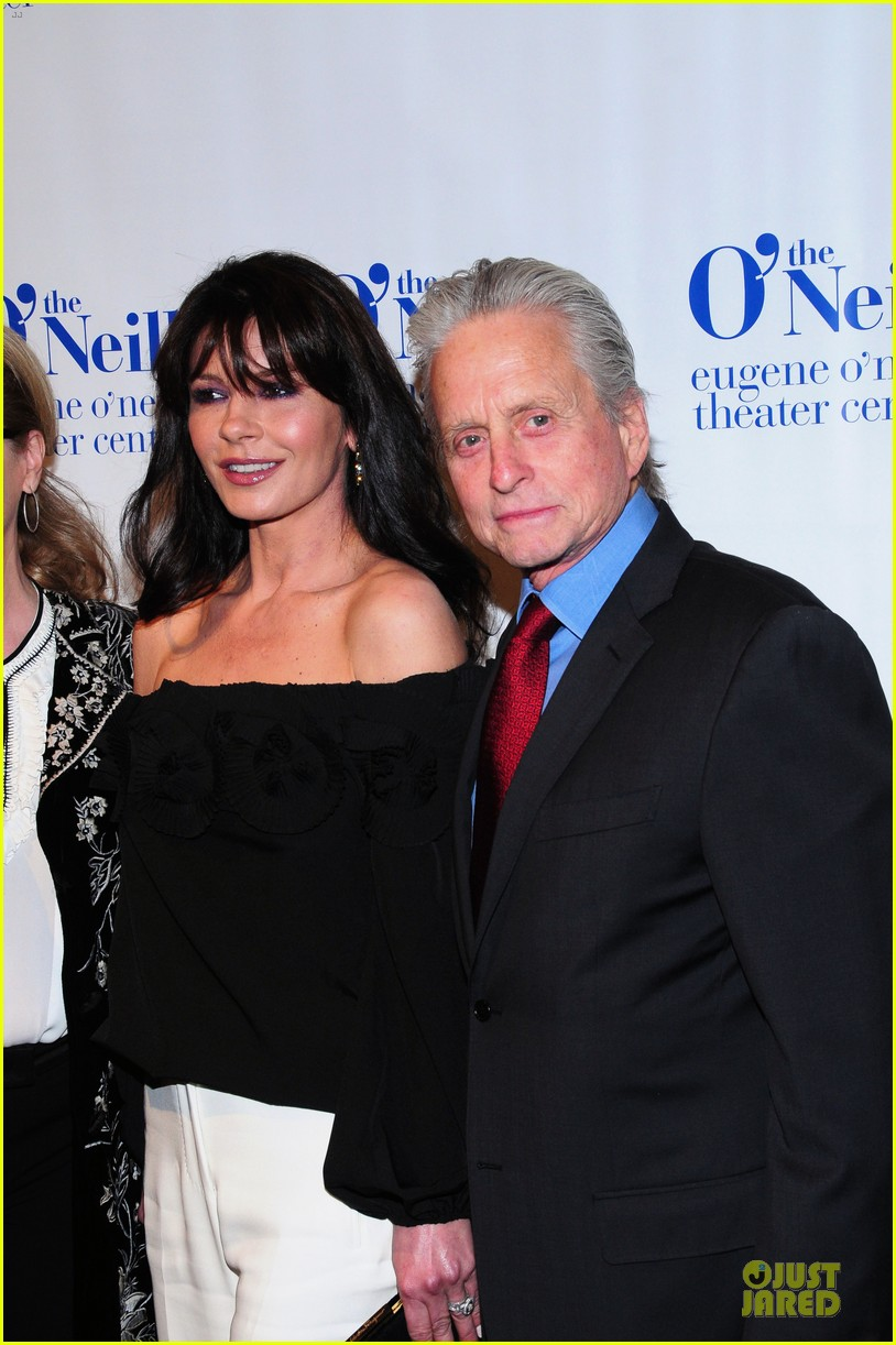 catherine zeta jones michael douglas monte cristo award 043096581