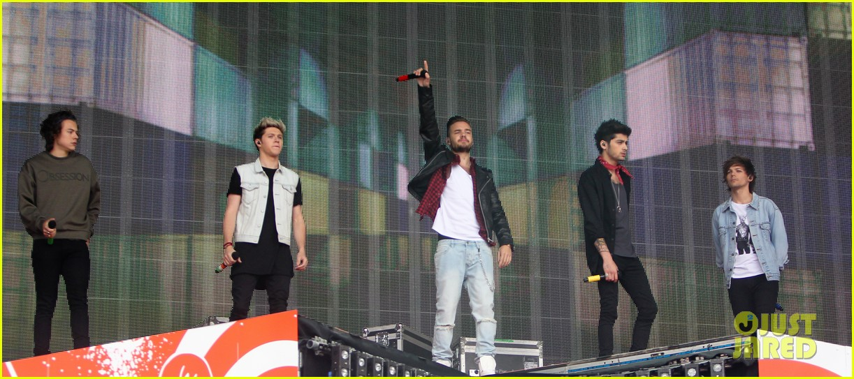 one direction radio1 big weekend 013121255