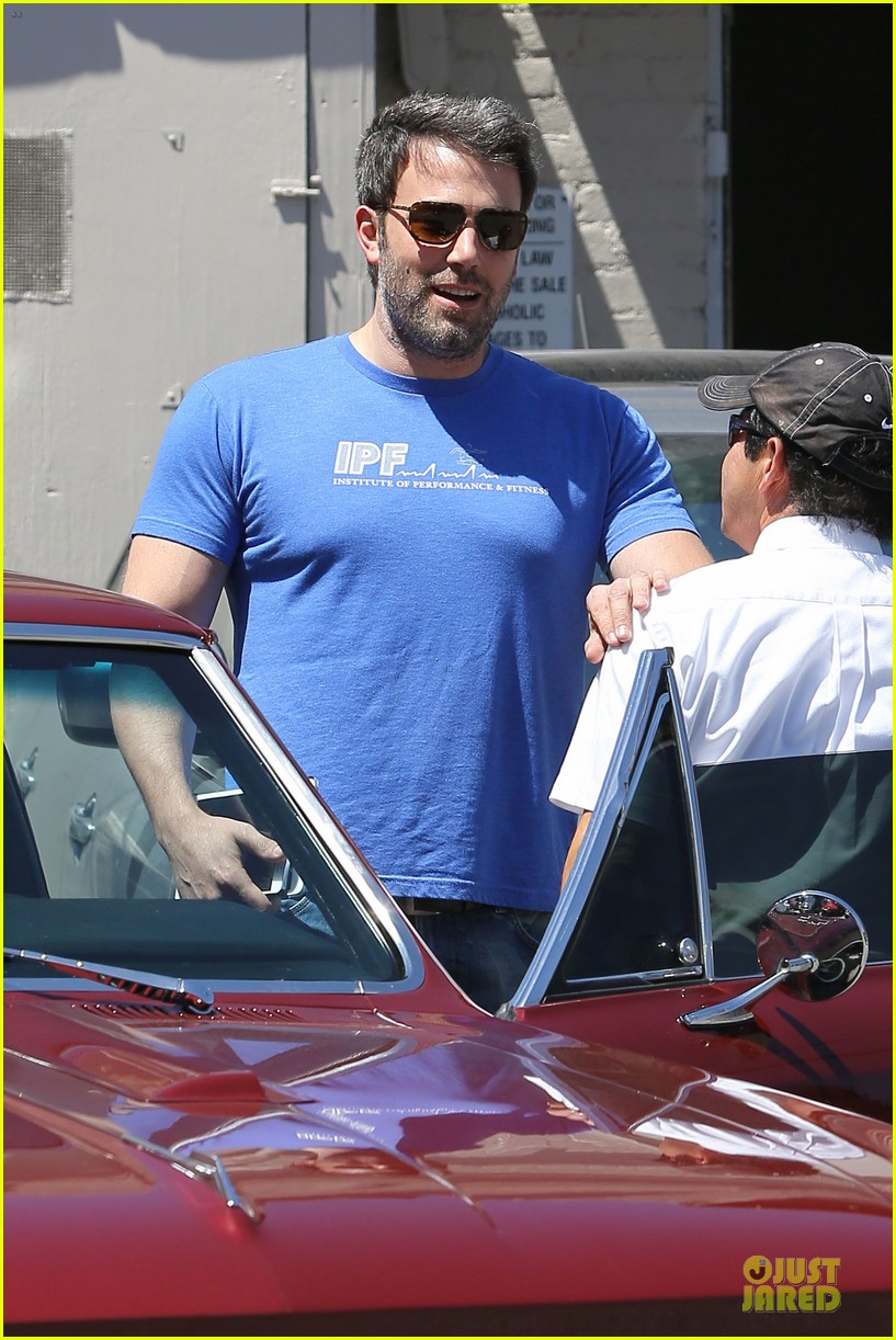 ben affleck buff body in tight tee 113112855