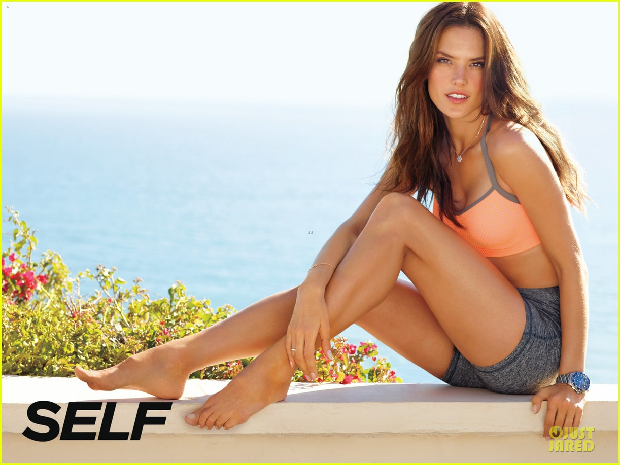 alessandra ambrosio covers self magazine june 2014 023118261