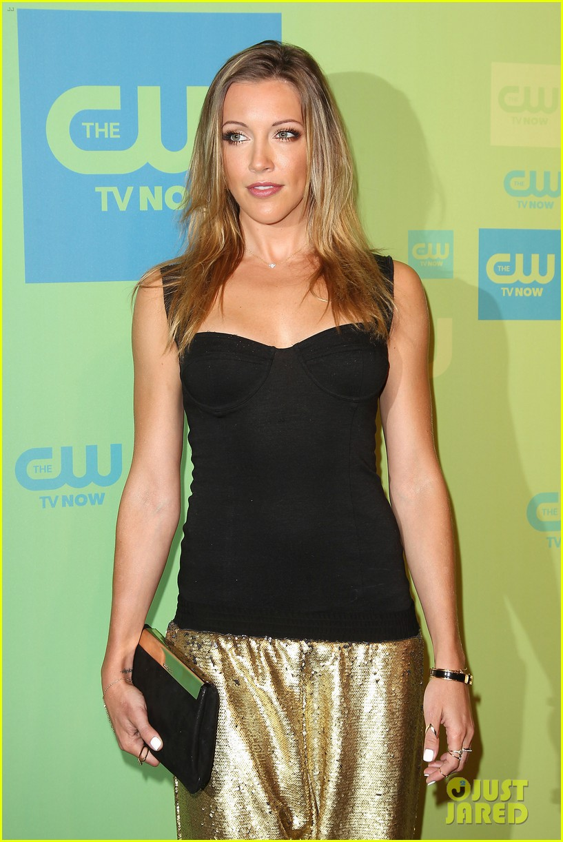 stephen amell katie cassidy arrow cw upfronts 2014 14