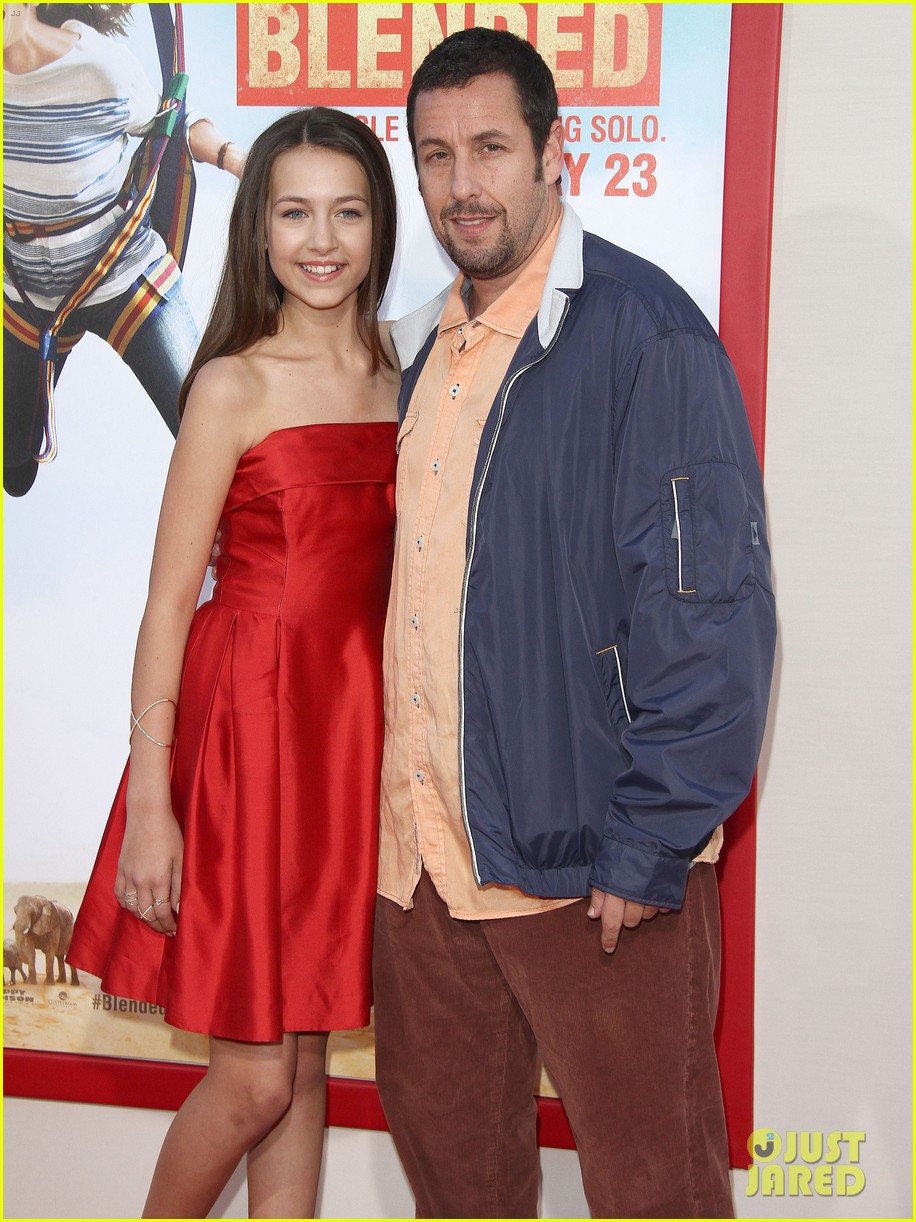 drew barrymore will kopelman blended premiere 253119559