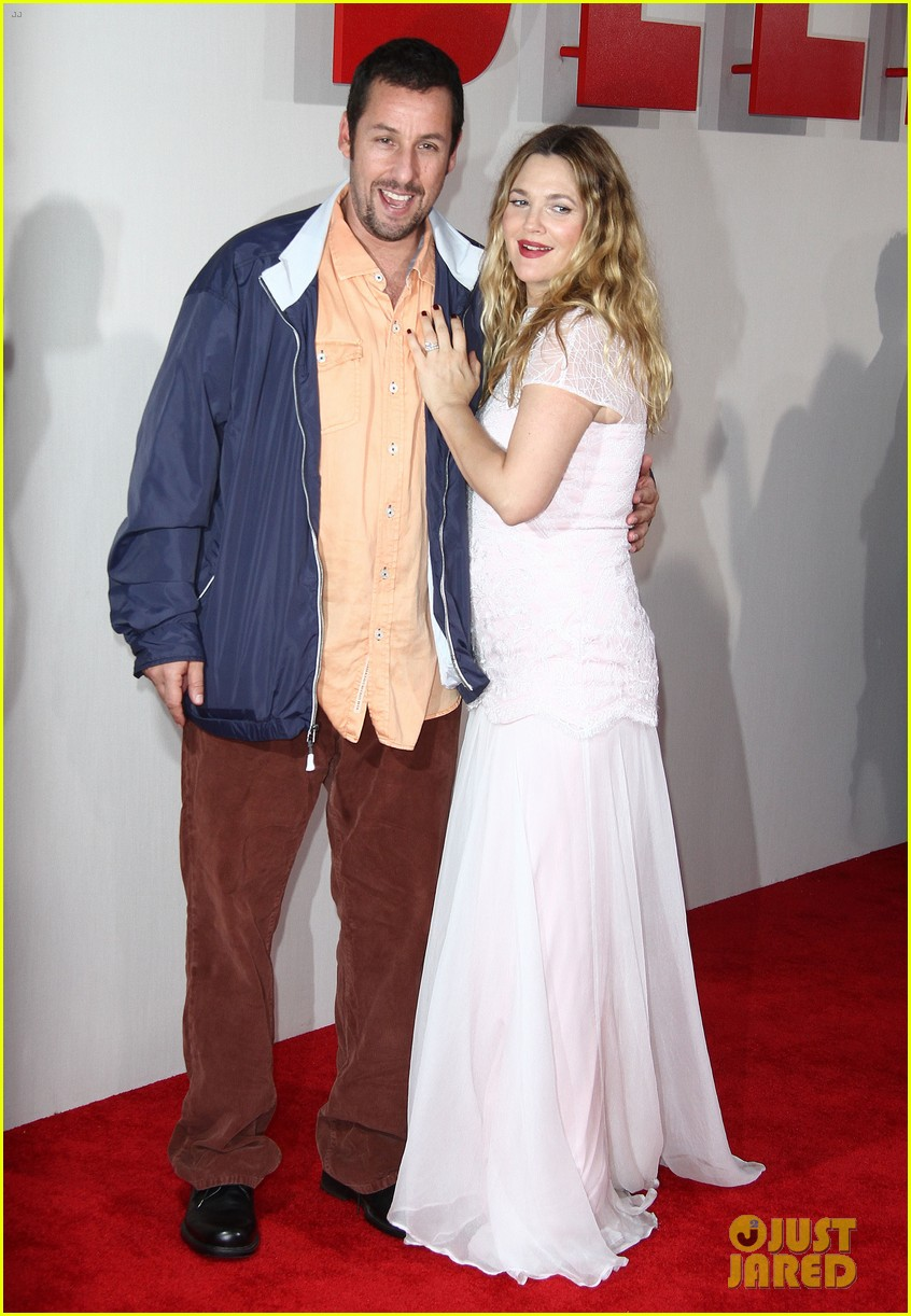 drew barrymore will kopelman blended premiere 313119565