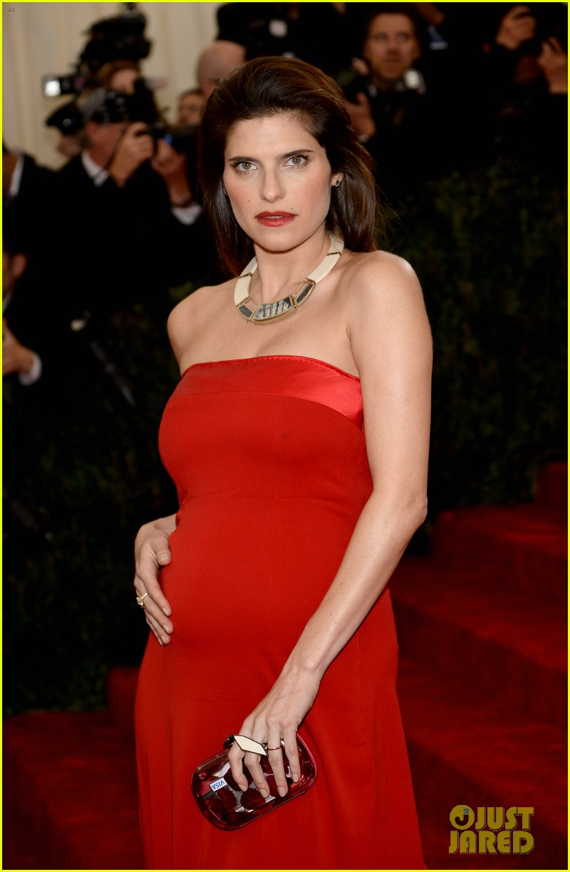 lake bell scott campbell 2014 met ball 013106009