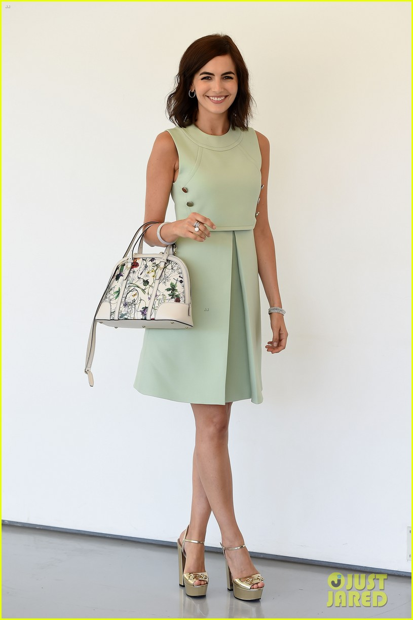 camilla belle continues her tour of brazil with gucci 013124805