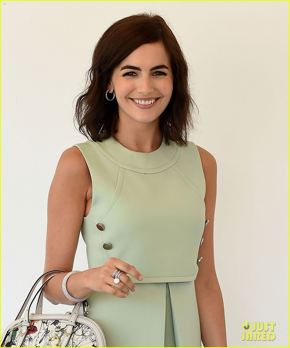 camilla belle continues her tour of brazil with gucci 043124808