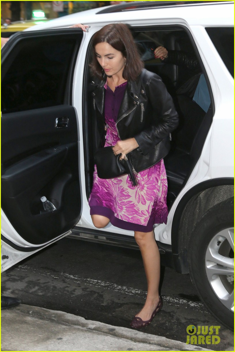 camilla belle continues her tour of brazil with gucci 113124815