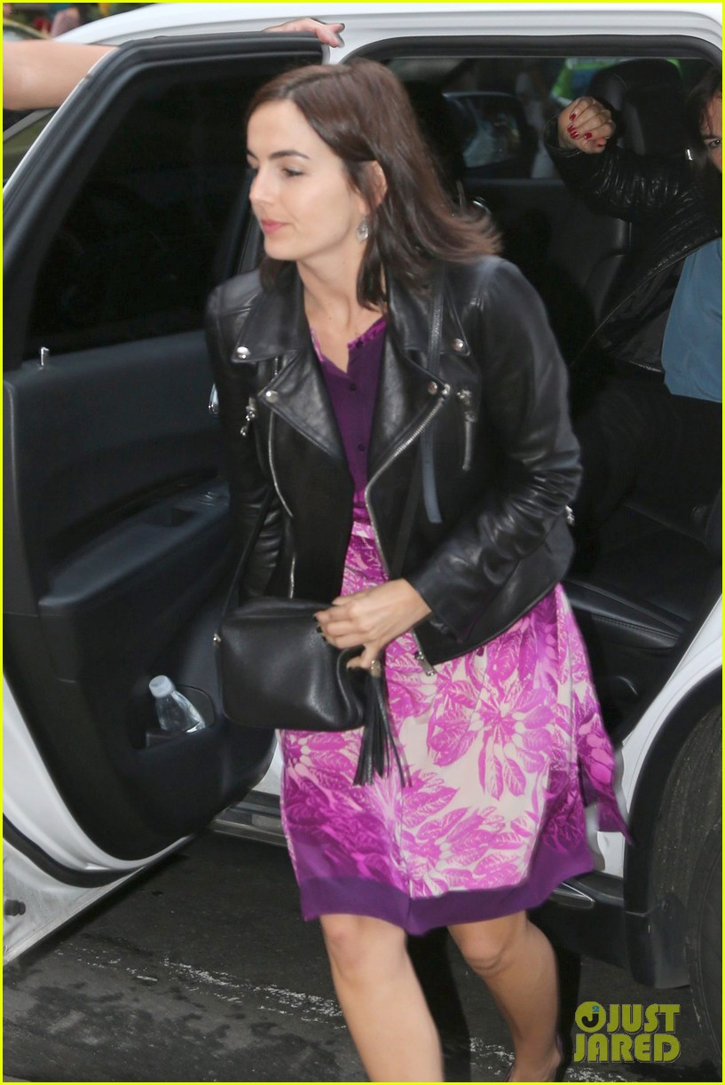 camilla belle continues her tour of brazil with gucci 123124816