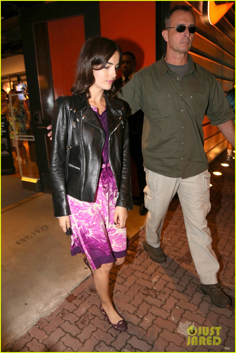 camilla belle continues her tour of brazil with gucci 173124821