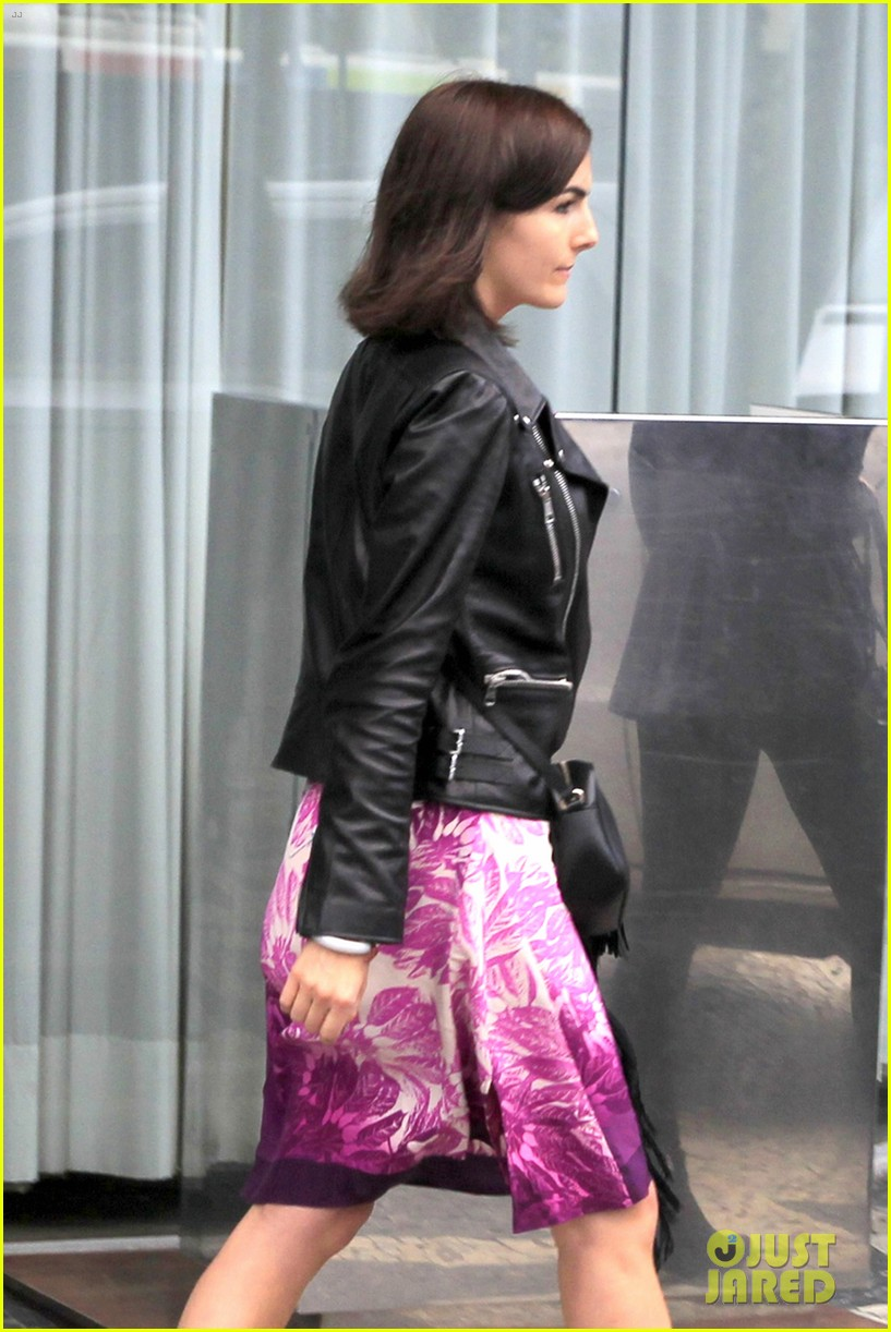 camilla belle continues her tour of brazil with gucci 243124828