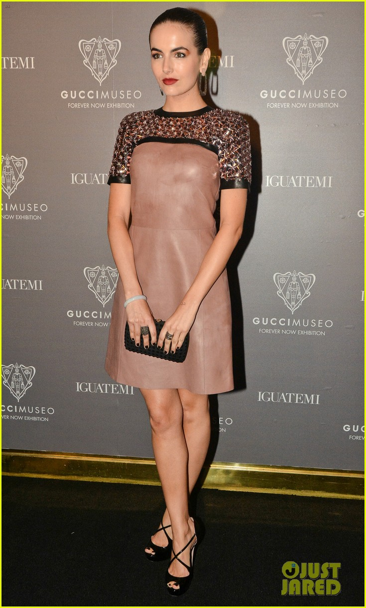 camilla belle gucci museo forever now exhibit 033123826