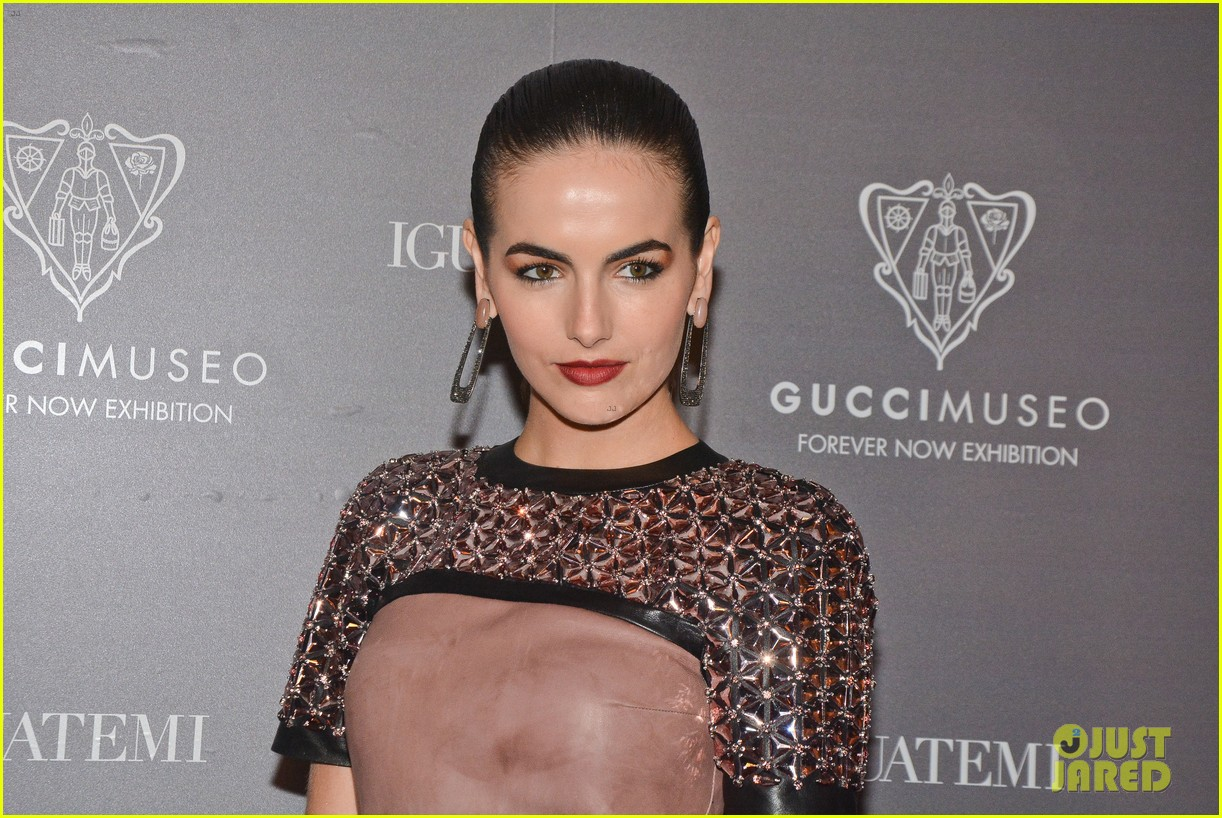 camilla belle gucci museo forever now exhibit 043123827