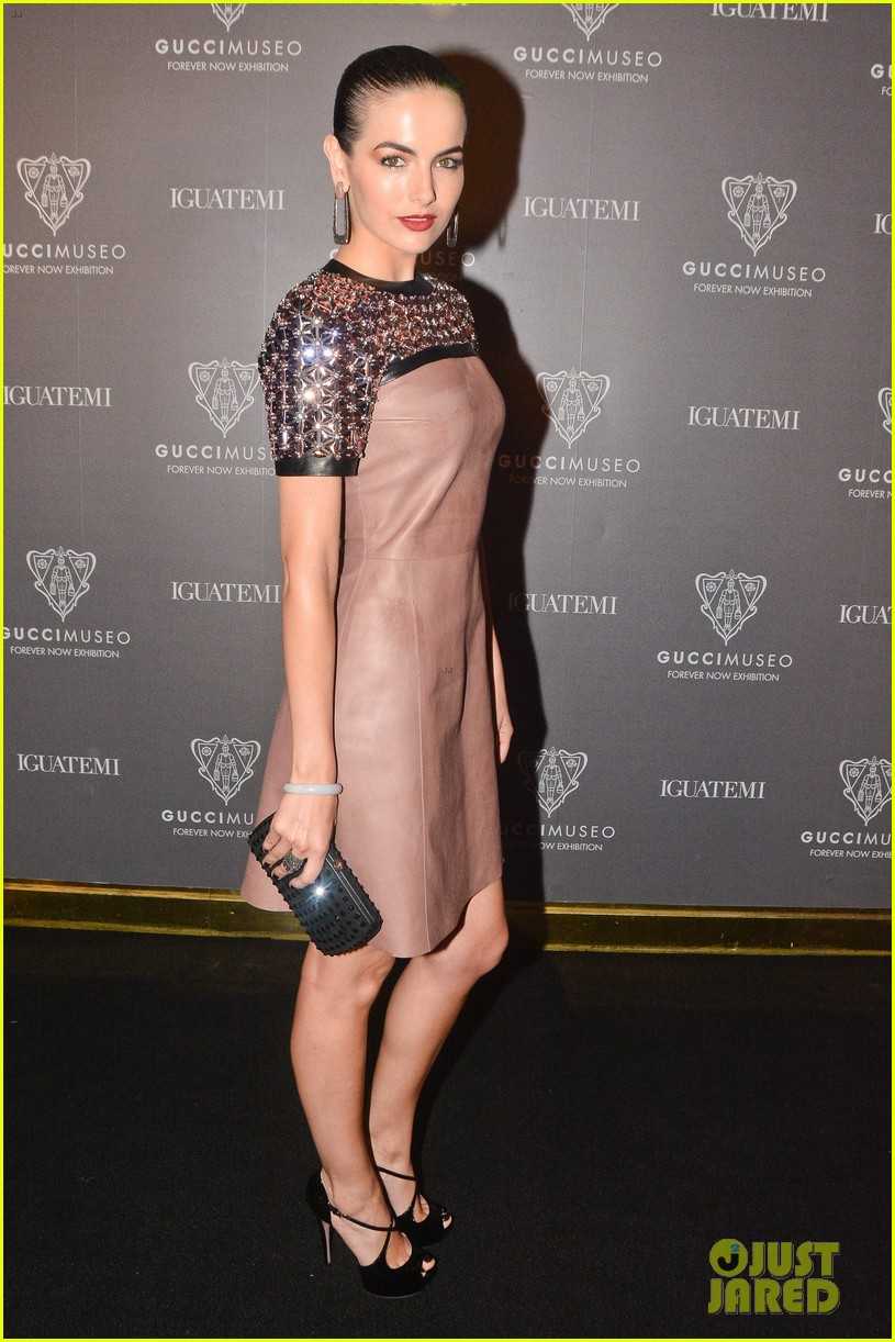 camilla belle gucci museo forever now exhibit 053123828