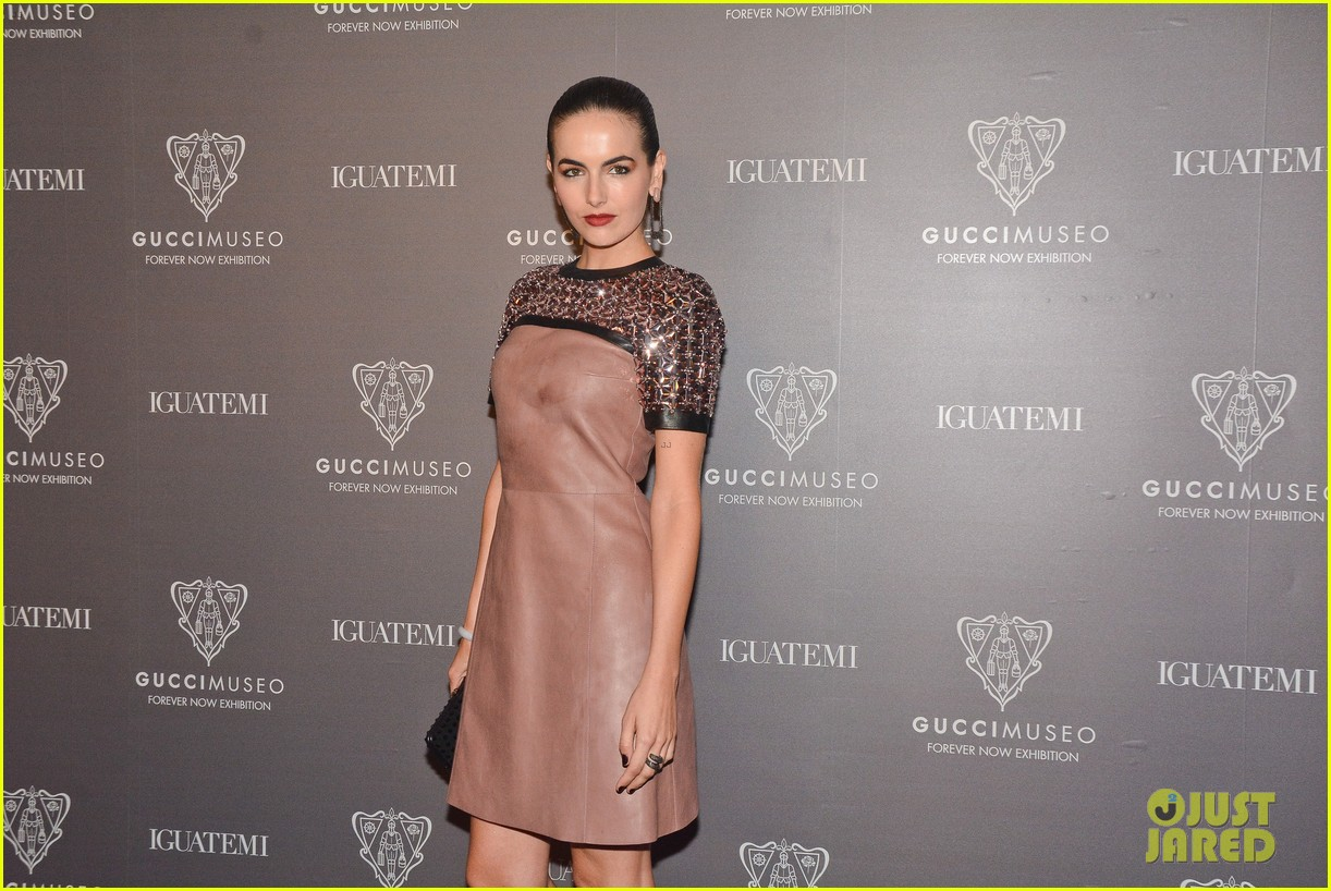 camilla belle gucci museo forever now exhibit 083123831