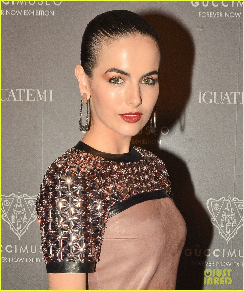 camilla belle gucci museo forever now exhibit 103123833