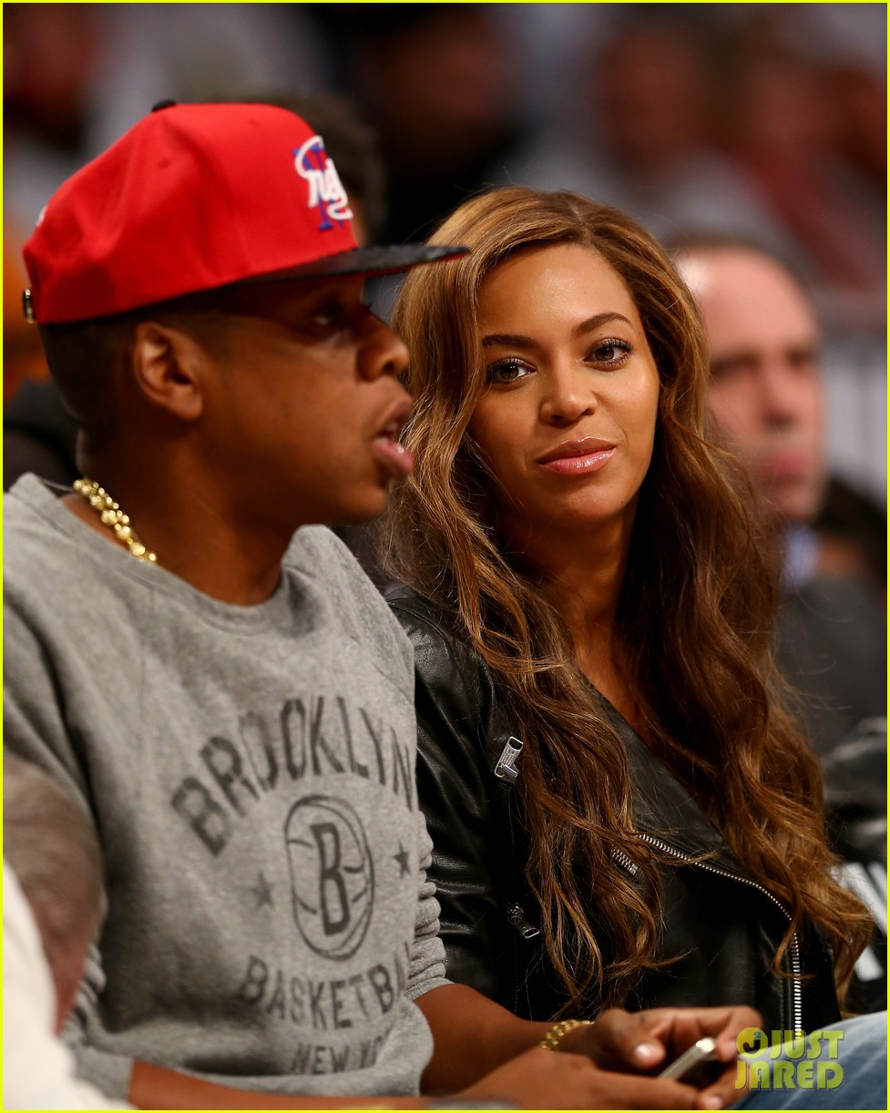 beyonce jay z brooklyn nets 023104046