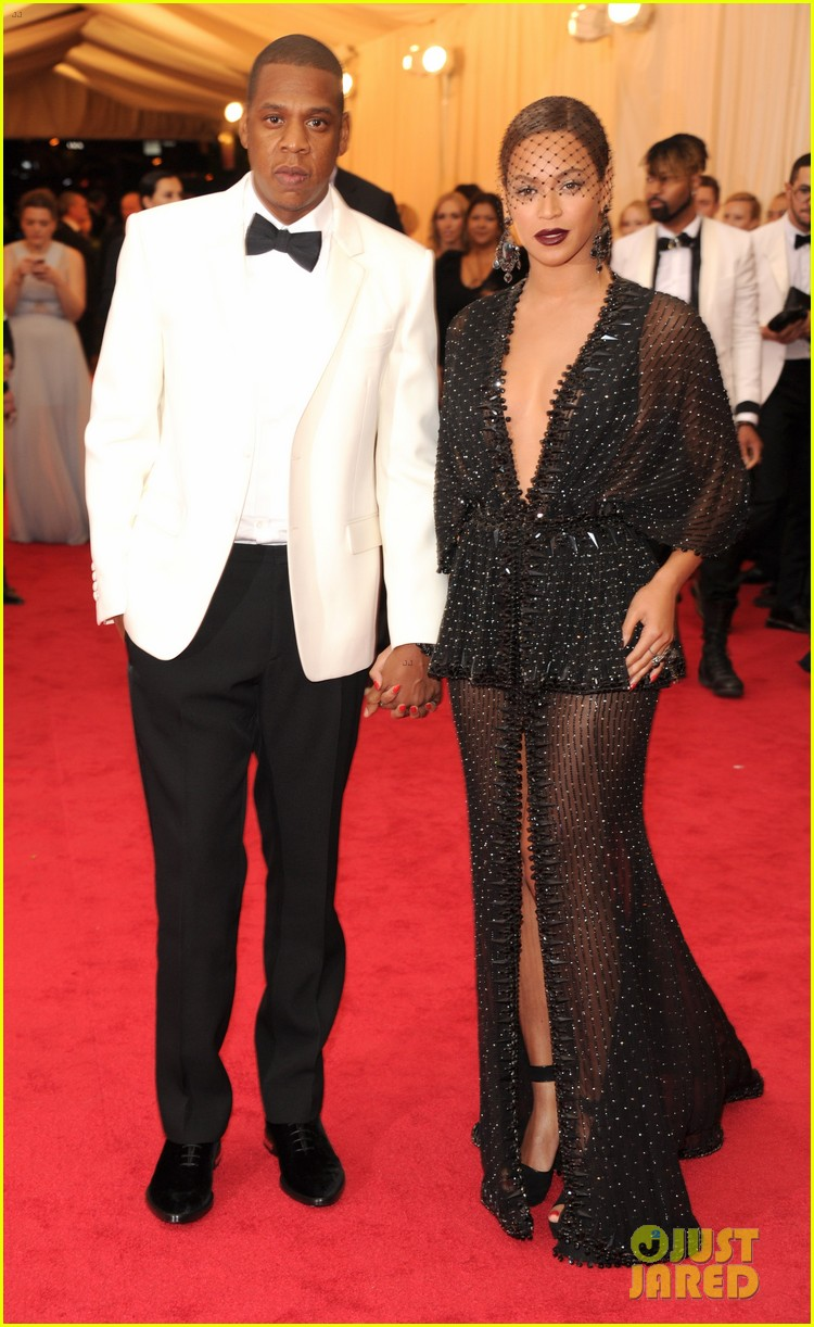 beyonce jay z ring met ball 2014 053106318
