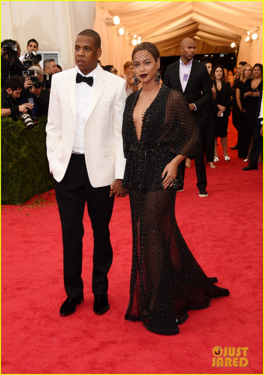 beyonce jay z ring met ball 2014 103106323