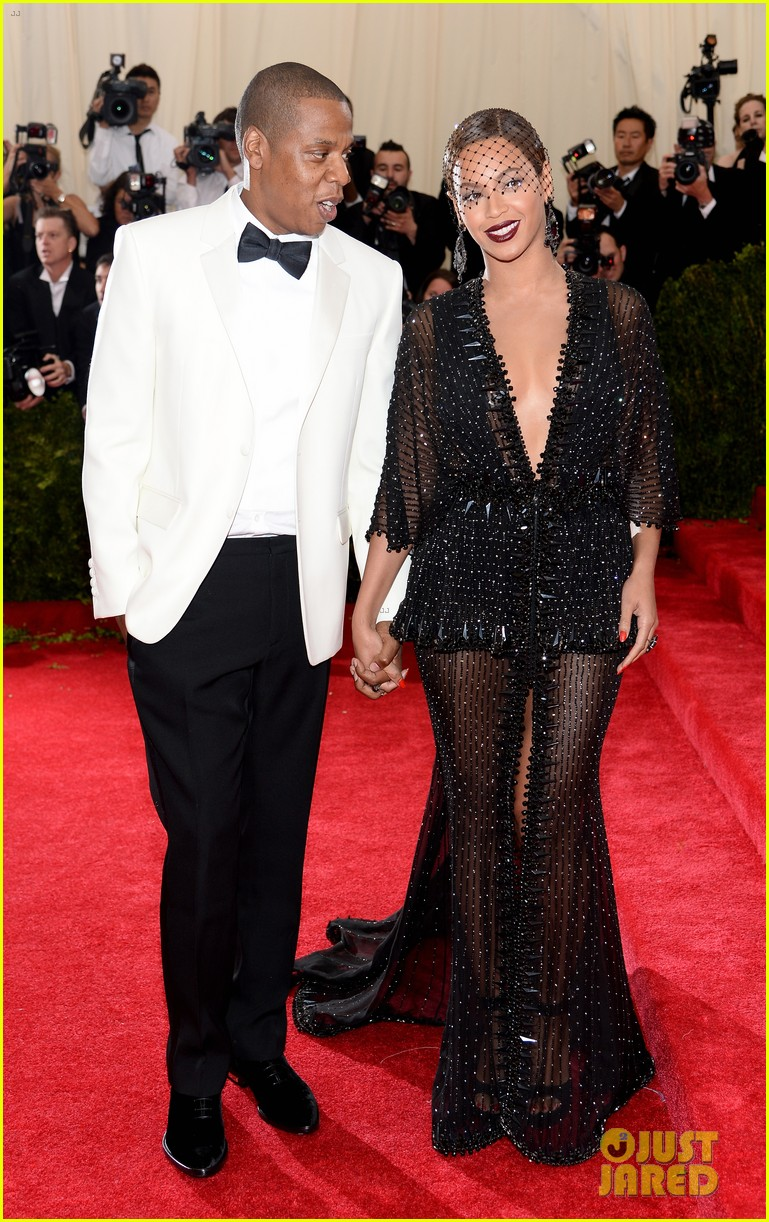 beyonce jay z ring met ball 2014 153106328