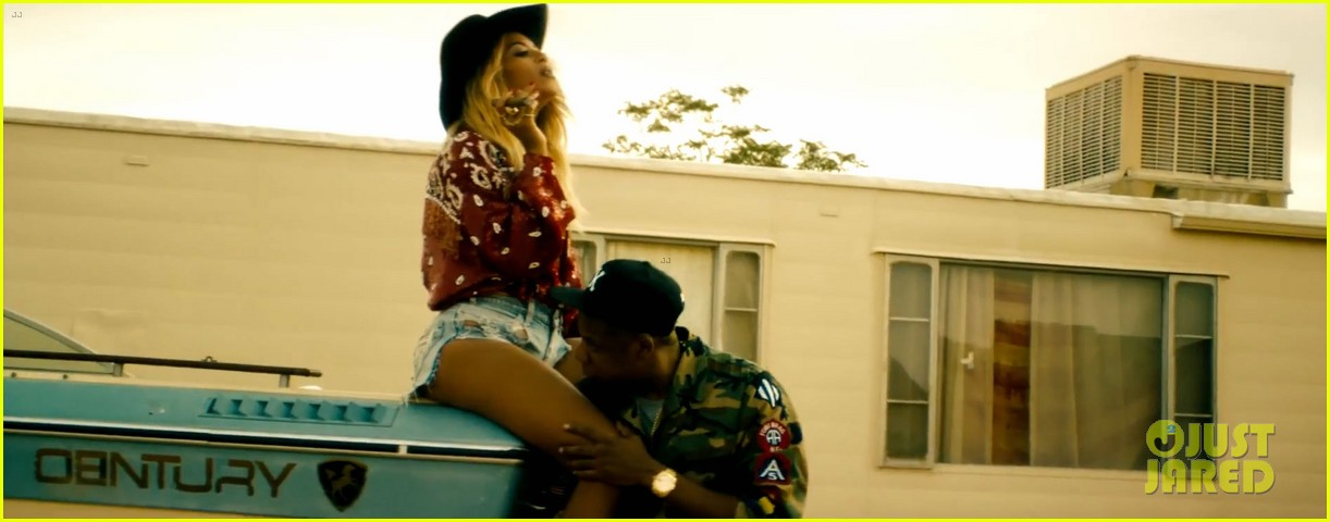 beyonce jay z star studded fake run trailer 133116043